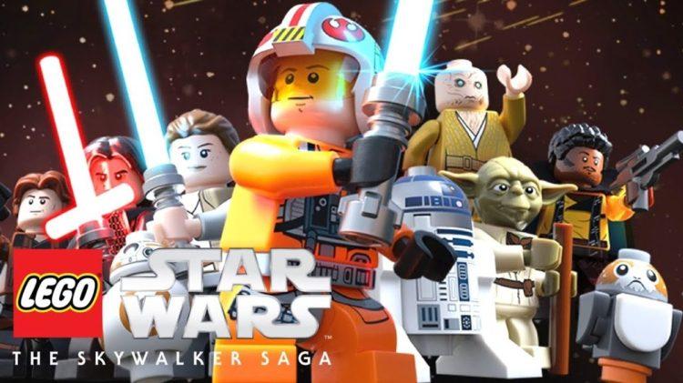 LEGOStar Wars: The Skywalker Saga, ecco il trailer - IlVideogioco.com