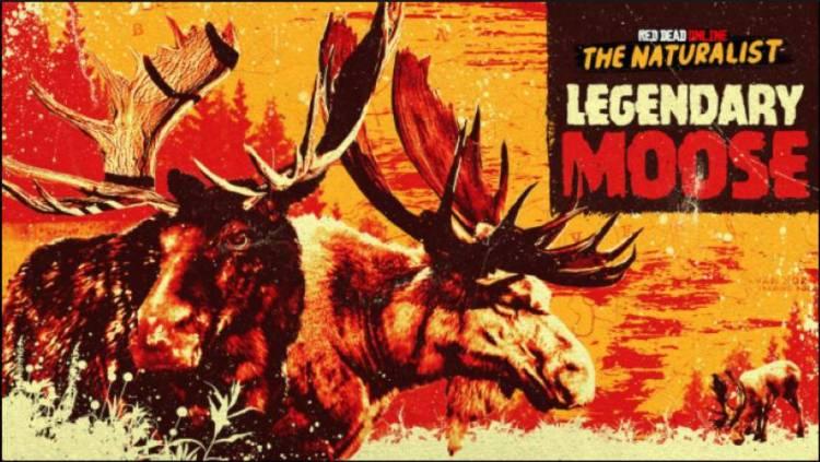 Red Dead Online, arrivano le alci leggendari - IlVideogioco.com