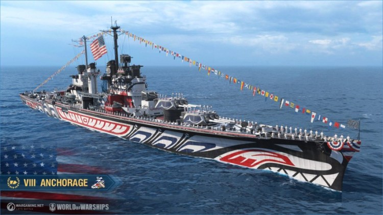 World of Warships celebra il suo quinto anniversario - IlVideogioco.com