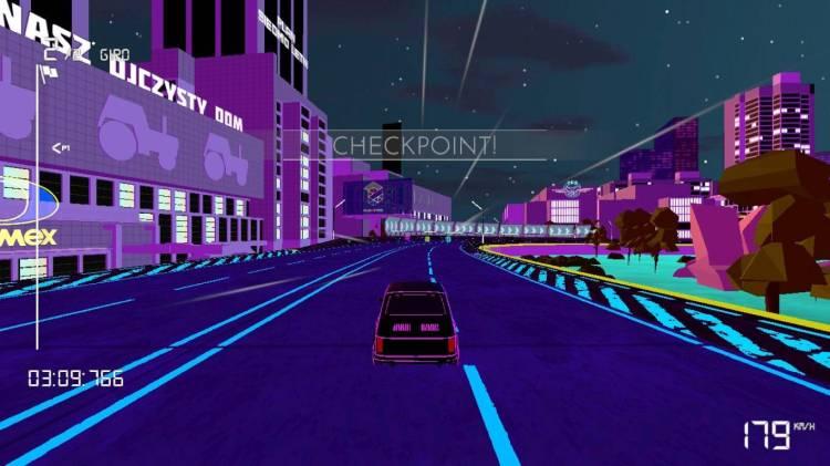 Electro Ride: The Neon Racing, recensione Switch - IlVideogioco.com