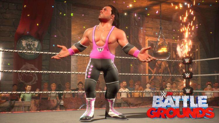 WWE 2K Battlegrounds, arrivano Mr. McMahon, Paige ed altri - IlVideogioco.com