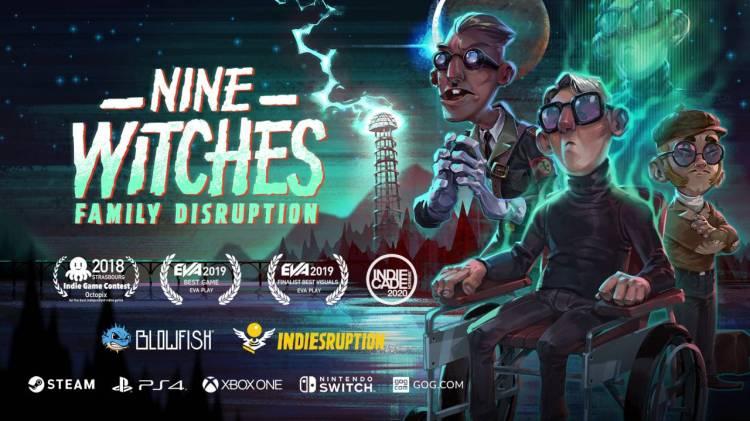 Nine Witches: Family Disruption, recensione - IlVideogioco.com