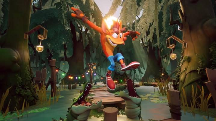 Crash Bandicoot 4: It's About Time arriva su next-gen - IlVideogioco.com