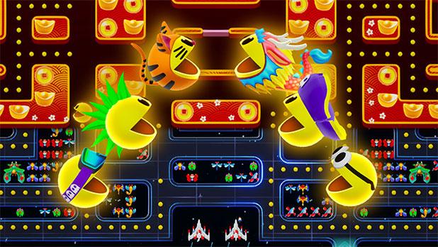 Pac-Man Mega Tunnel Battle, ecco il nuovo dlc - IlVideogioco.com