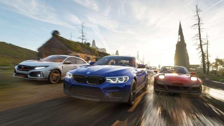 Forza Horizon 4, la nostra Recensione Pc - IlVideogioco.com