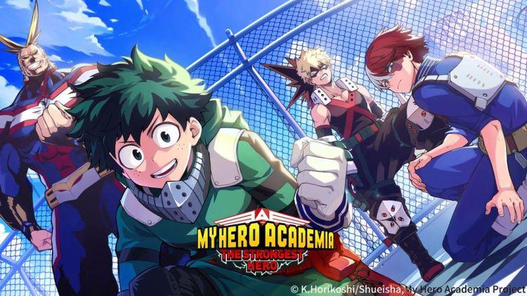 My Hero Academia: The Strongest Hero, a presto la release in Europa - IlVideogioco.com