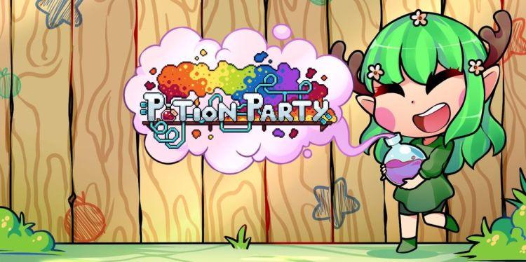 Potion Party debutta su Switch - IlVideogioco.com