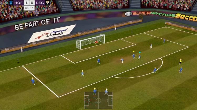 Super Arcade Soccer 2021, recensione - IlVideogioco.com