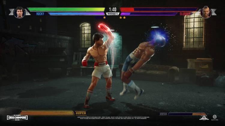 Big Rumble Boxing: Creed Champions, sul ring dal 3 settembre - IlVideogioco.com