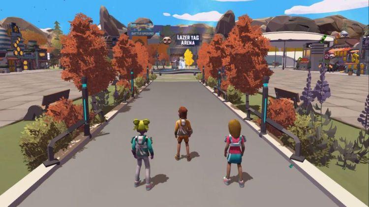 NEO 2045, al via l'open beta di un curioso MMO per bambini