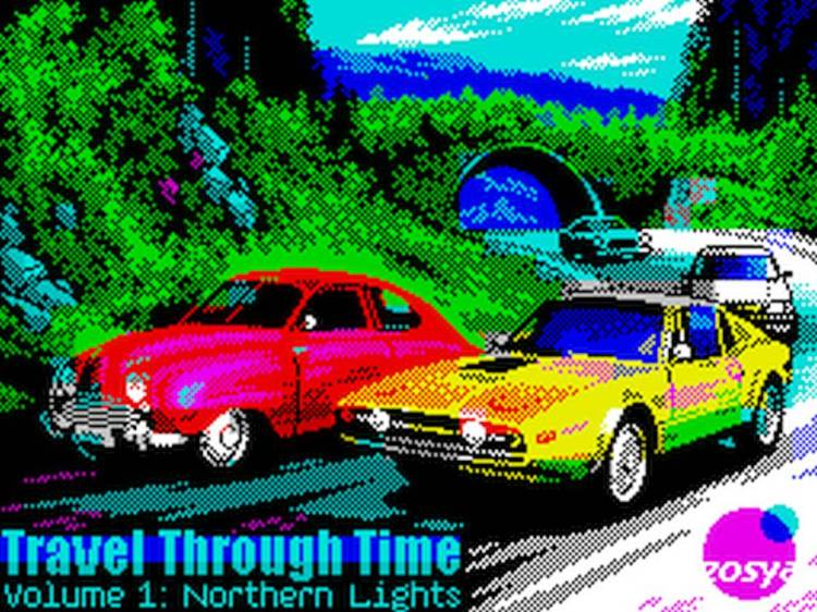 Travel Through Time Volume 1: Northern Lights sfreccia su ZX Spectrum - IlVideogioco.com
