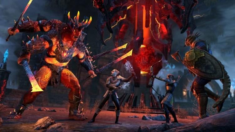 The Elder Scrolls Online, ecco Waking Flame su Pc, Mac e Stadia - IlVideogioco.com