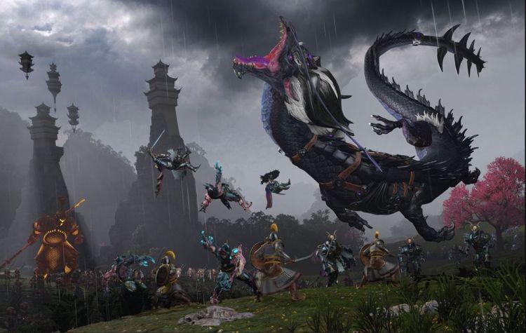 Total War: Warhammer III, ecco il Grande Catai - IlVideogioco.com