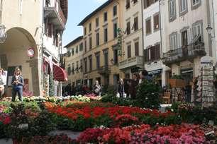 San Casciano in Val di Pesa Firenze informazioni turistiche zona del Chianti Classico