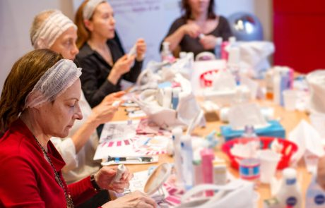 Laboratori di bellezza per le donne in trattamento oncologico