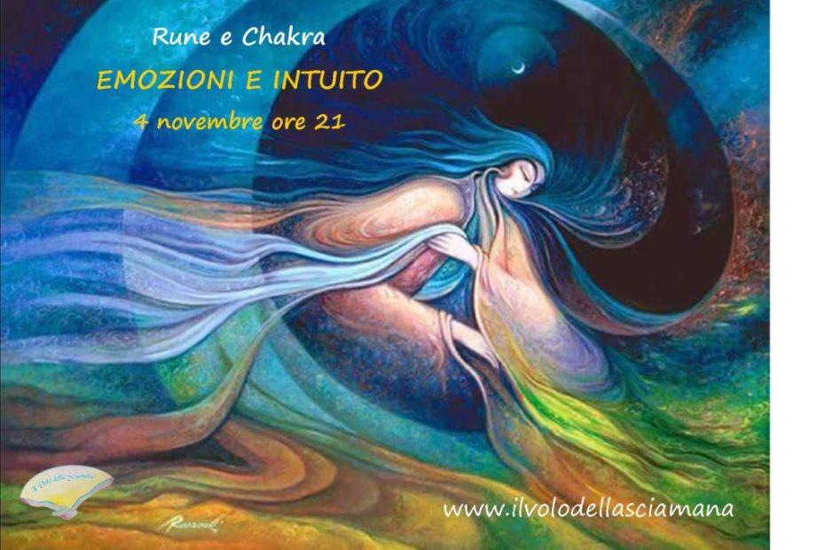 2° Incontro Rune e Chakra