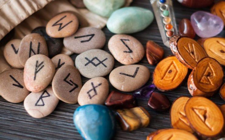 Rune Il Volo della Sciamana