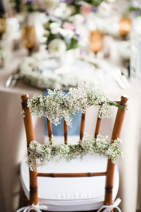 Sedie matrimonio idee e spunti per decorarle