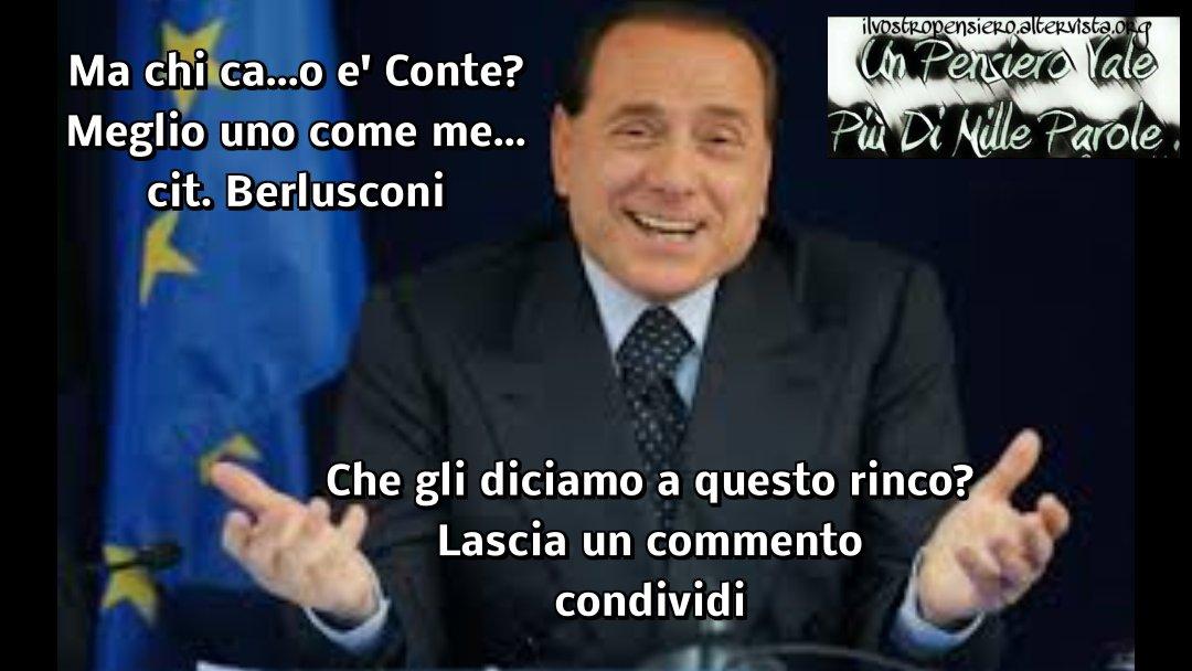 """Silvio Berlusconi, il retroscena: Giuseppe Conte bollato come """"signor Nessuno"""" e Salvini """"appiattito sui grillini"""""""