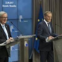 Junker deride l'Italia,sei ancora d'accordo di questa unione Europea (video)