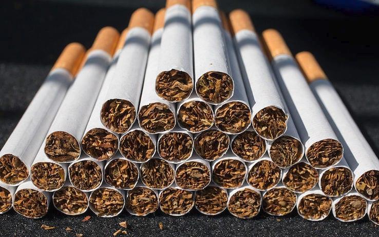 Manovra del governo,aumento delle sigarette