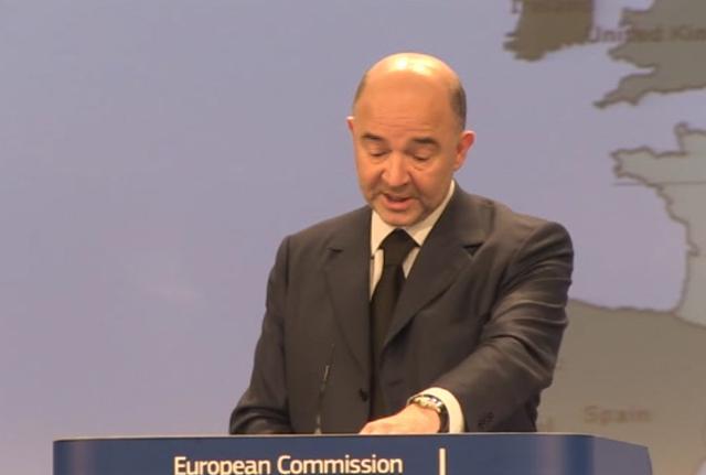 Moscovici contro lo stato Italiano Video