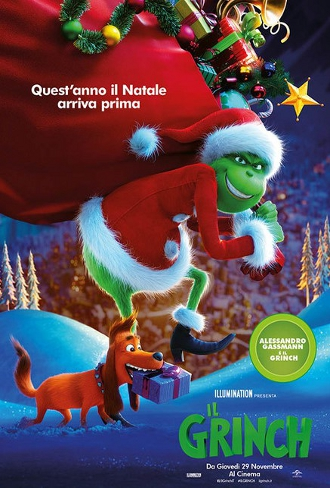 Film: Il Grinch (streaming 2018)