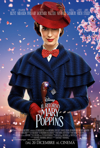 Film: il ritorno di Mary Poppins (streaming gratis)