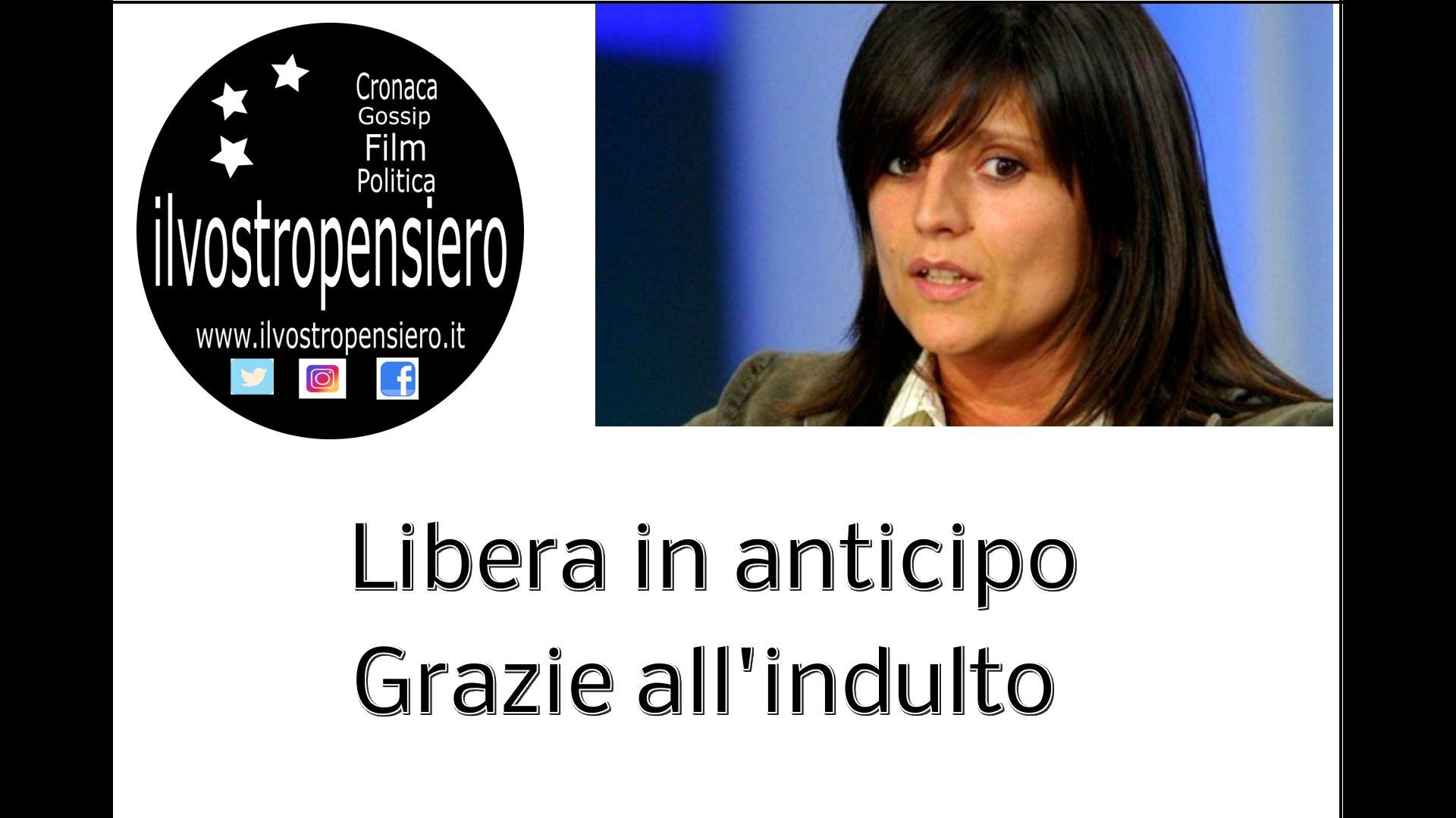 Cronaca: Annamaria Franzoni e' libera,ha scontato la pena