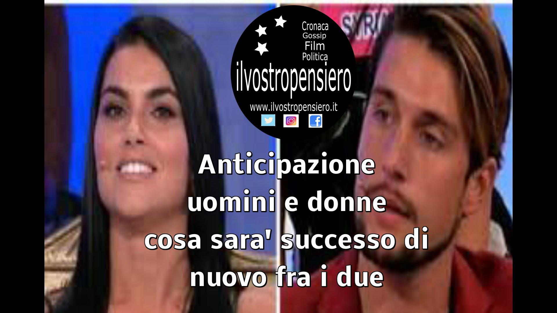Anticipazioni Uomini e Donne: Andrea Dal Corso Macchia la Sincerità di Teresa Langella!