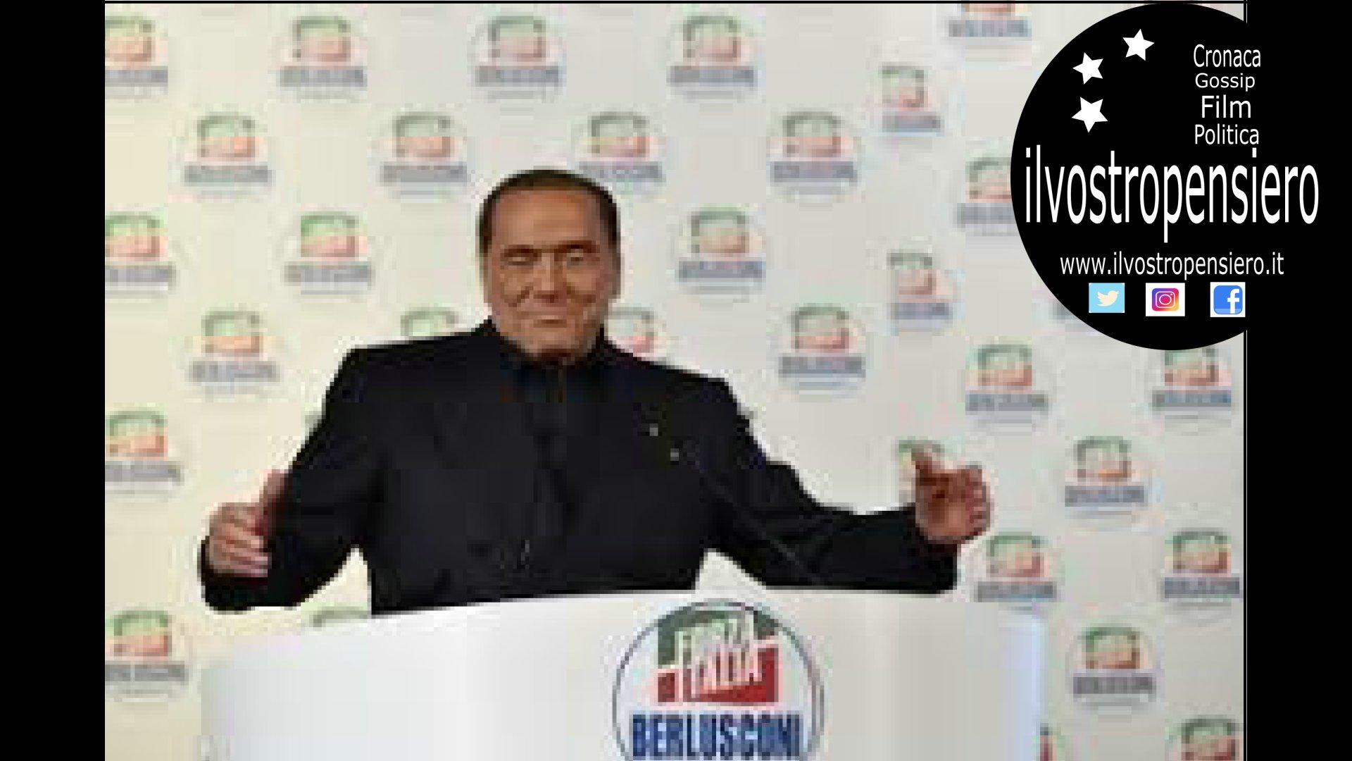 Mentre Facebook chiude 23 pagine per fakenews, io mi domando chi e' che chiude Berlusconi per le sue cavolate?