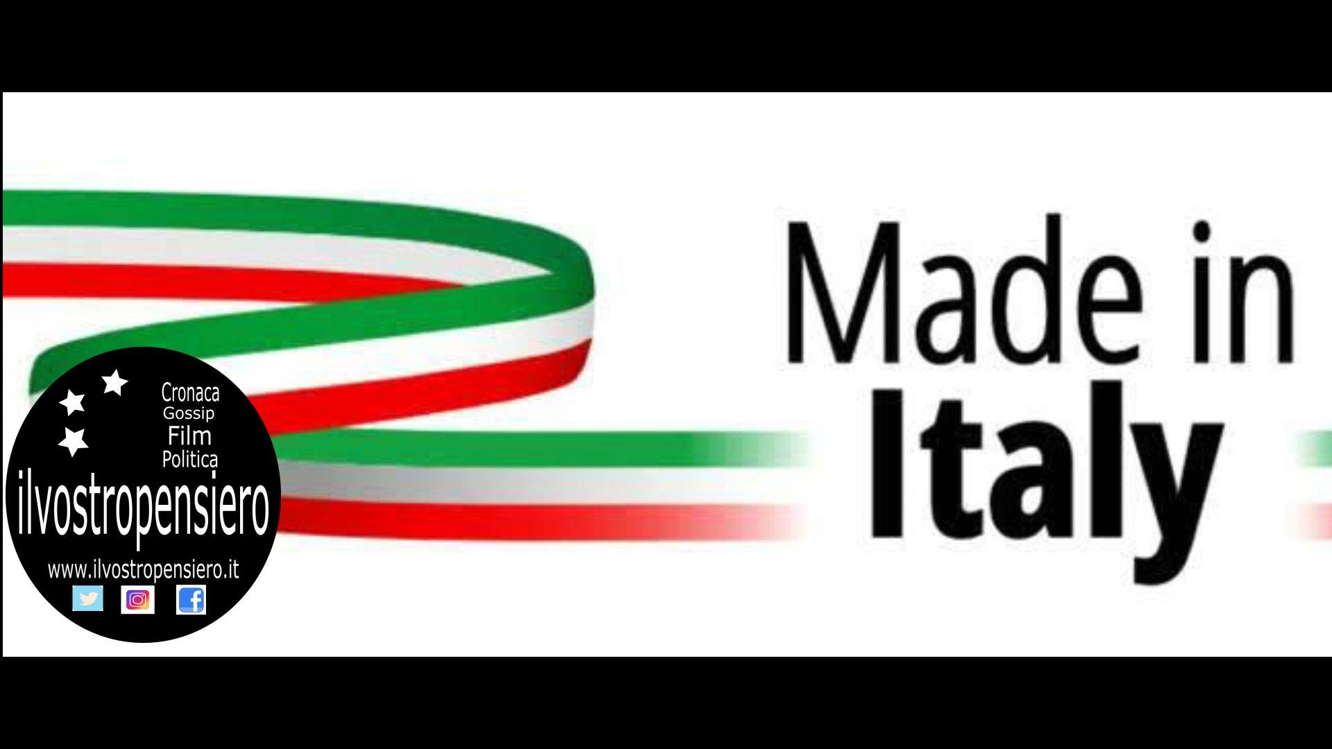 M5s: Tuteliamo i marchi storici e il Made in Italy, la Lega si oppone,leggi per saperne di piu'