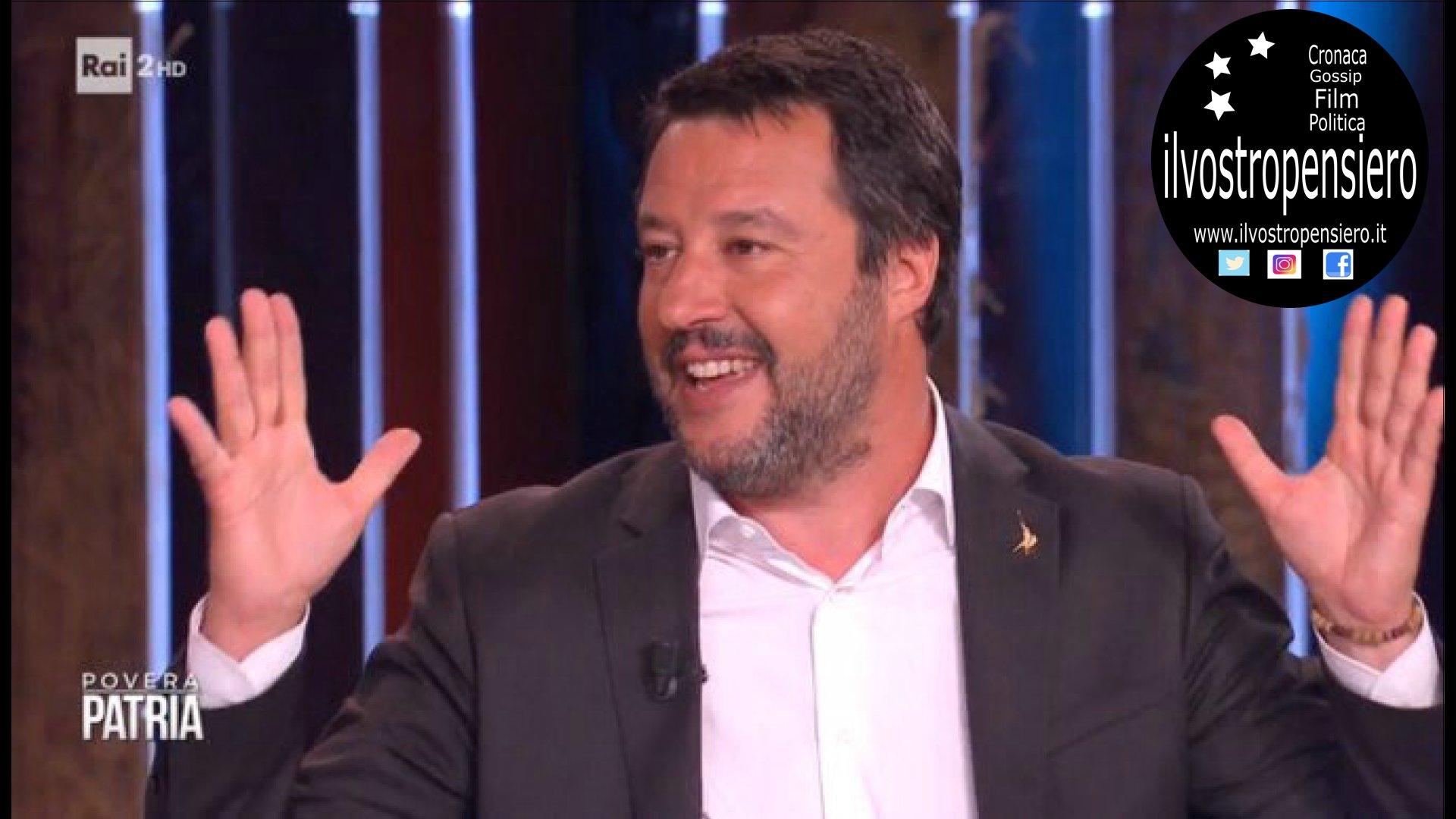 Matteo Salvini e il suo doppio gioco con il Movimento 5 stelle!!
