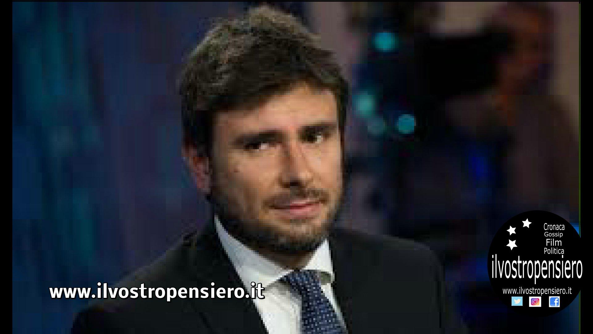 """Alessandro Di Battista: """"Lega pronta per il bavaglio alla stampa che pubblica le intercettazioni"""""""