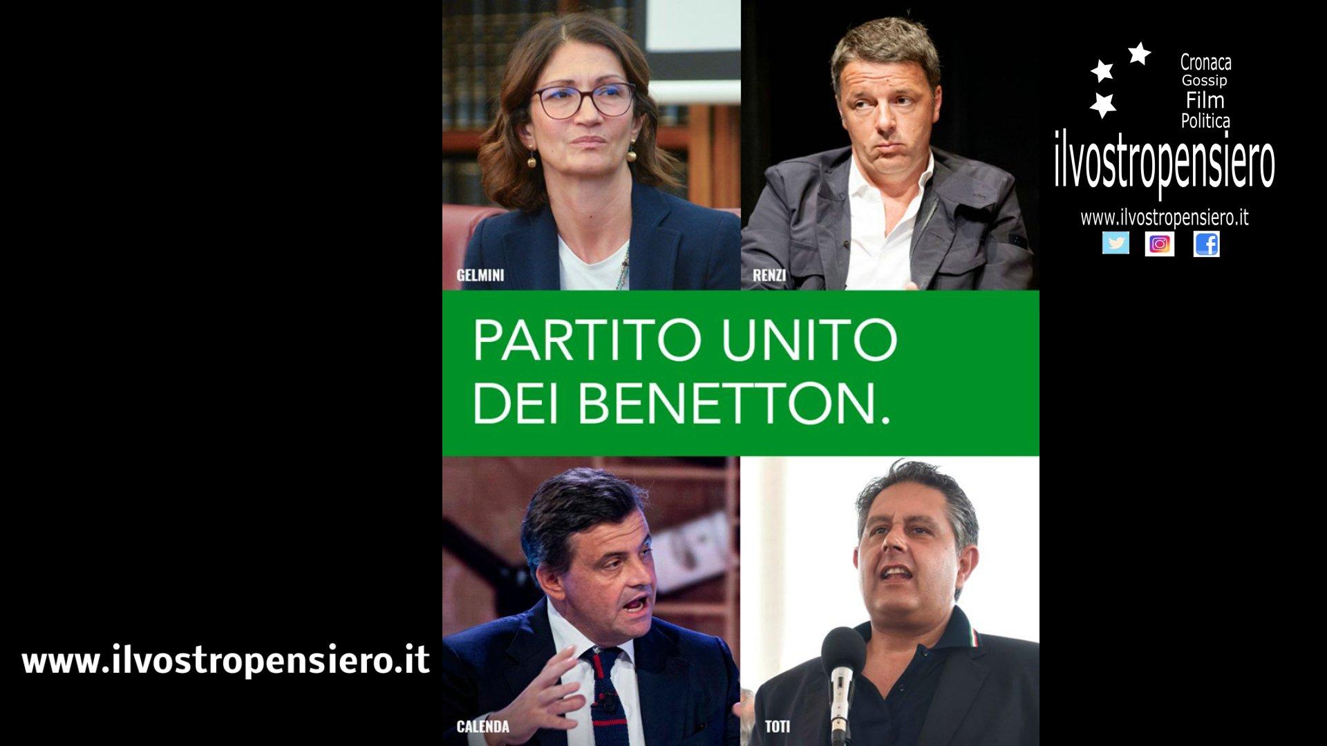 """Caso Sea Watch e il """"Partito Unito dei Benetton"""""""