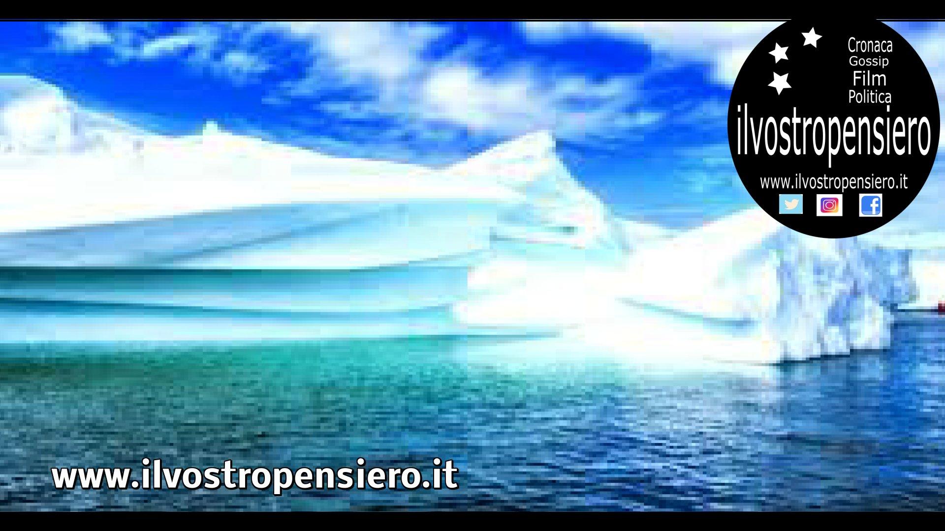 """In Antartide rischio di crollare il """"Ghiacciaio del giudizio universale"""""""