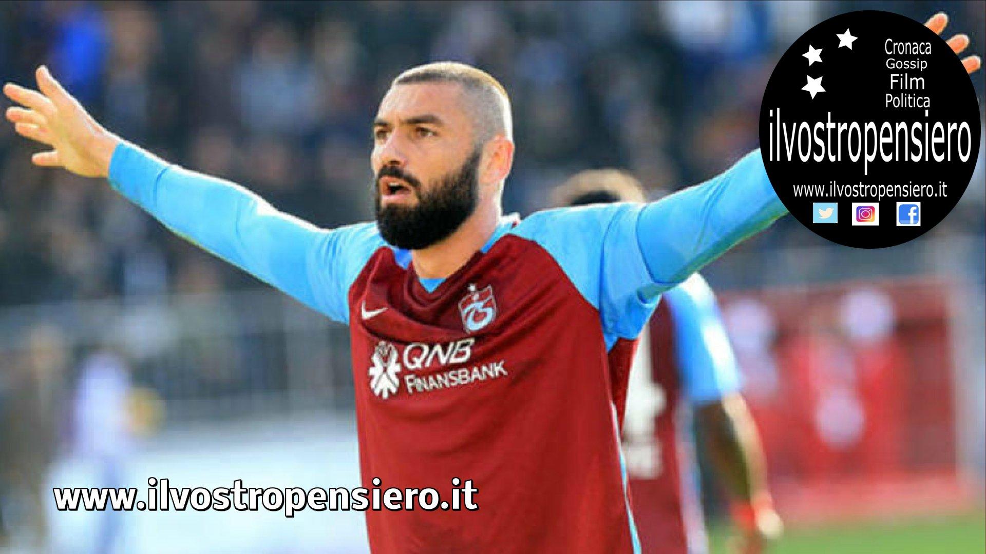 Calciomercato Lecce: Ancora lunga l'attesa per Burak Yilmaz, nell'attesa, i giallorossi hanno chiesto…..