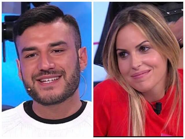 """Uomini e donne: Claudia Dionigi  """"con Lorenzo sono fredda"""""""