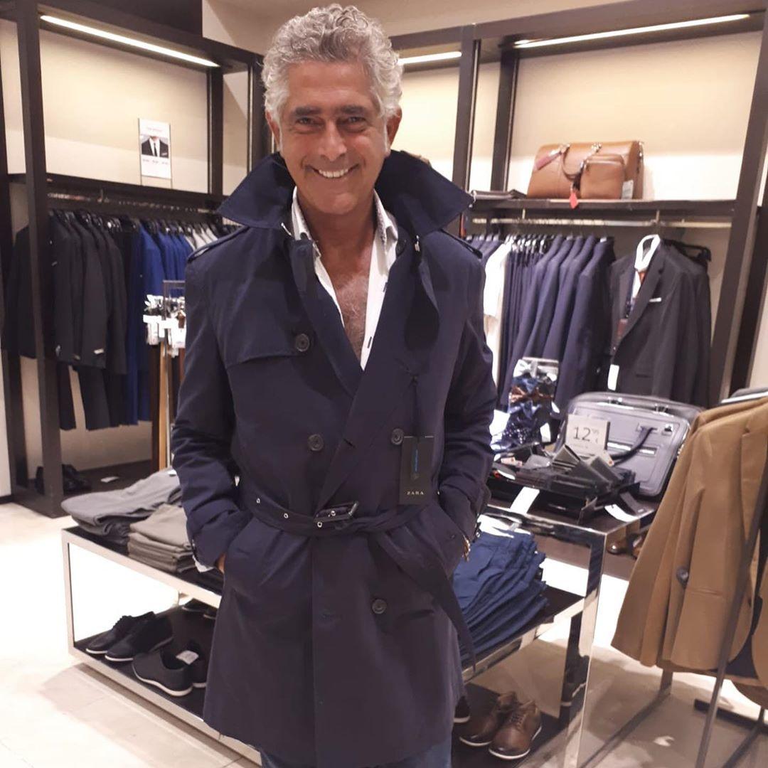 Uomini e donne: Juan Luis Ciano un giorno da modello ...
