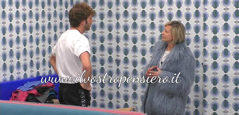 Gfvip: Antonella Elia continua la sua battaglia contro Fernanda,riuscira' a influenzare Ciavarro?