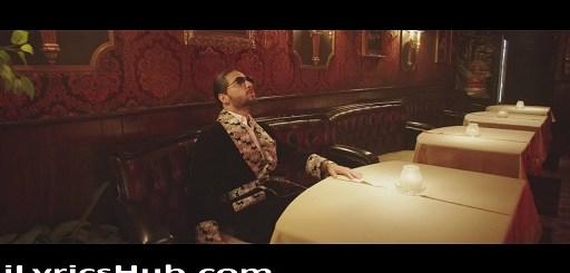 Marinero Lyrics (Full Video) - Maluma