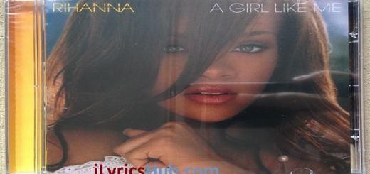 Crazy little thing called love Lyrics - Rihanna