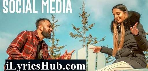 Social Media Lyrics - Vattan Sandhu | Xtatic