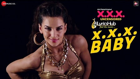 X.X.X. Baby Lyrics - Tarannum Malik, Shifa Harris