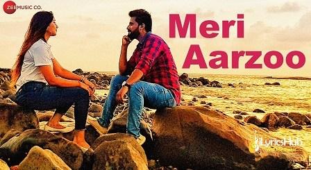Meri Aarzoo Lyrics - Digvijay Joshi, Rupali Gupta