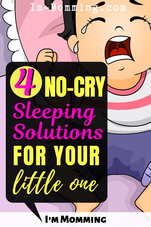 Cosleeping Family: 4 No-Cry Sleeping Solutions for Children - Sleeping solutions pour your whole family, temper tantrums solutions, having a baby, having a toddler, toddler room #toddler #baby #mom #dad #parentinghacks #parentingtips #parenting101