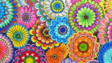 Adult Coloring Club @ South Beloit Library
