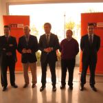 Inauguración parque solar - AER 01
