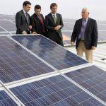Inauguración parque solar - AER 02