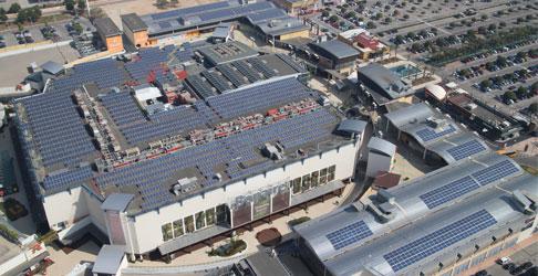 C.C.Bonaire solar power plant